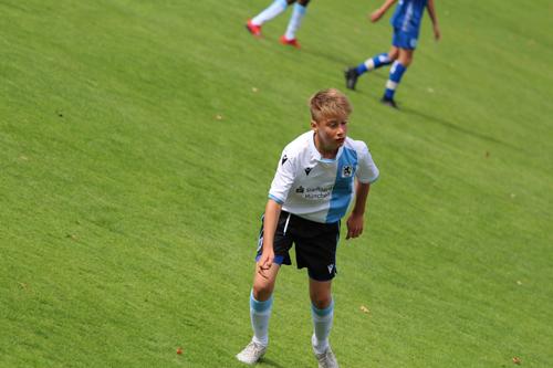 Diana Buck - Leistungssport Fußball des TSV 1860 München