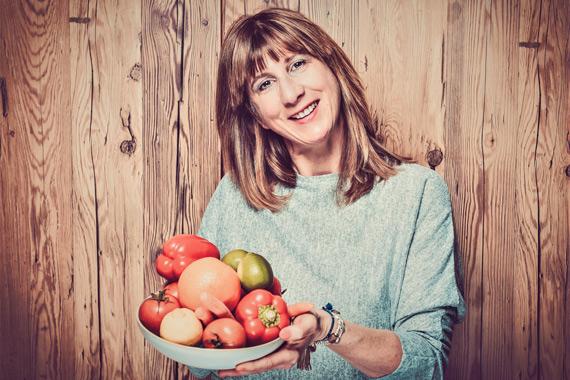 Entspannung und Ernährung mit Diana Buck
